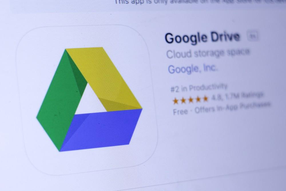 Googleドライブサムネイル